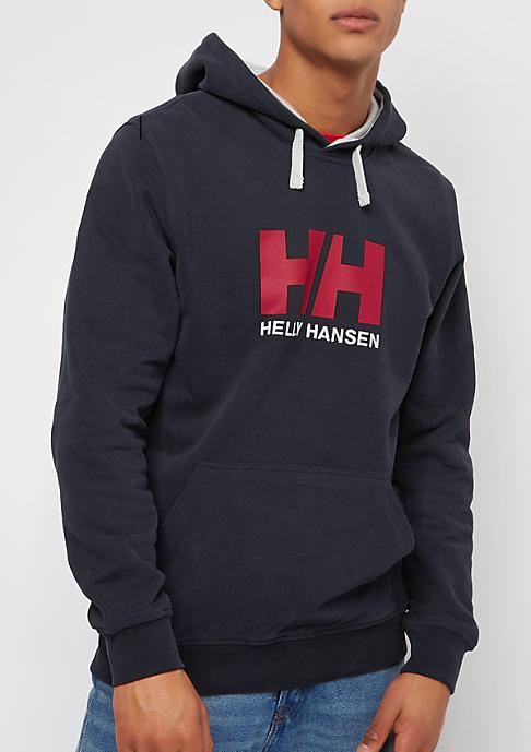 Helly Hansen Logo navy