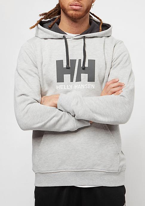 Helly Hansen Logo grey melange