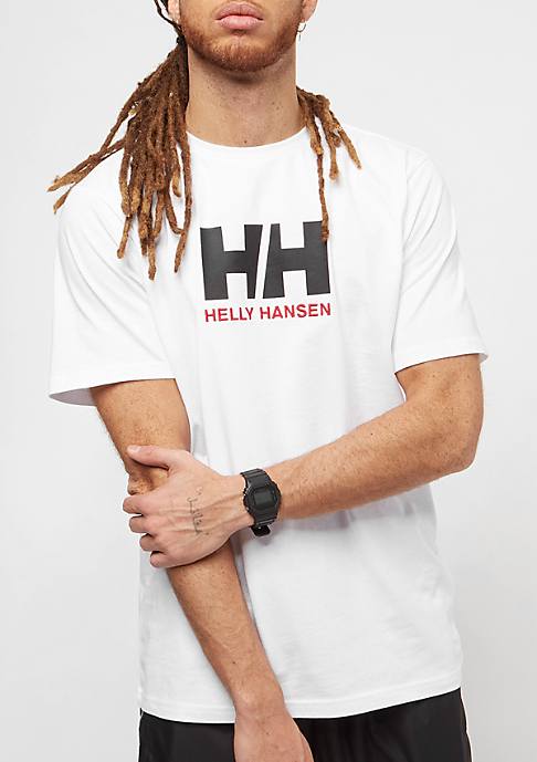 Helly Hansen Logo white