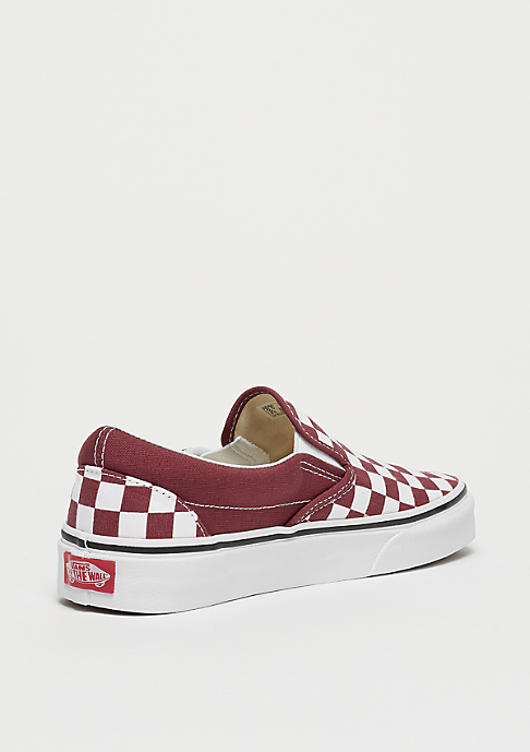 VANS UA Classic Slip-On (Checkerboard) apple butter/truew