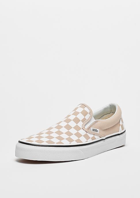 VANS UA Classic Slip-On (Checkerboard) frappe/true white