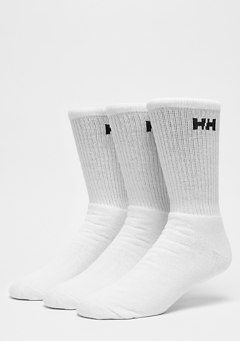 Helly Hansen 3-Pack Cotton Sport white