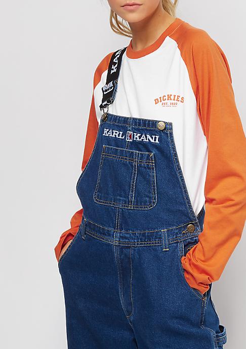 Dickies Baseball energy orange