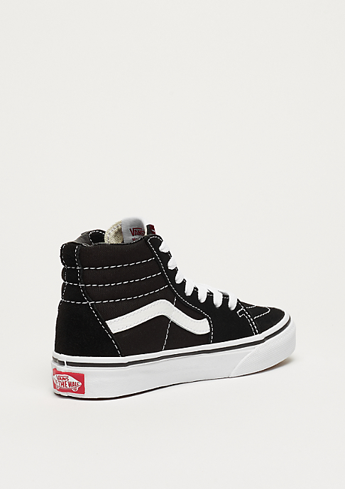 VANS UY SK8-HI Black/True White
