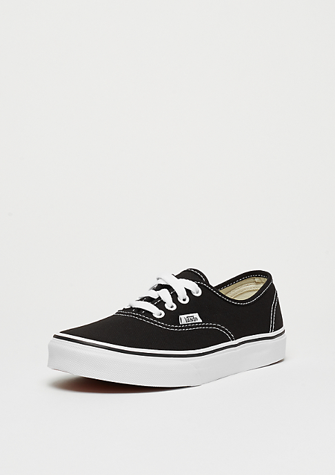 VANS UY Authentic Black/True White