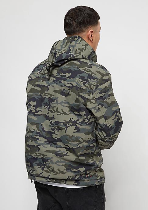Napapijri Rainforest Sum camouflage fantasy