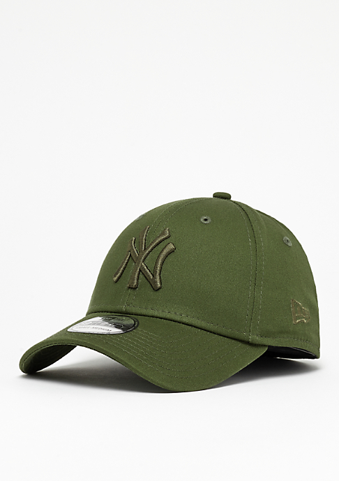New Era 39Thirty MLB New York Yankees League Essential rifle green