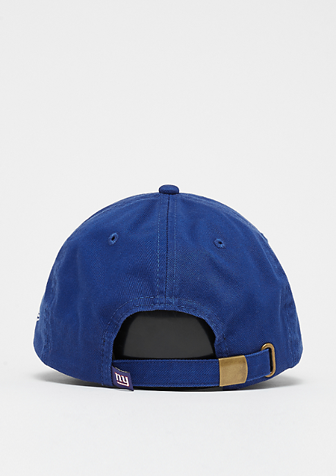 New Era 9Forty NFL New York Giants official team colour