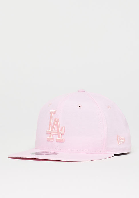 New Era 9Fifty MLB Los Angeles Oxford pink