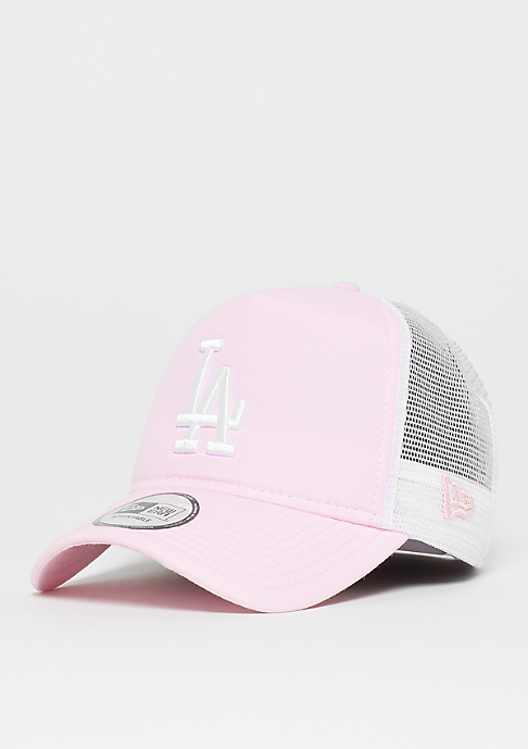 New Era 9Forty MLB Los Angeles Dodgers Oxford pink/optic white