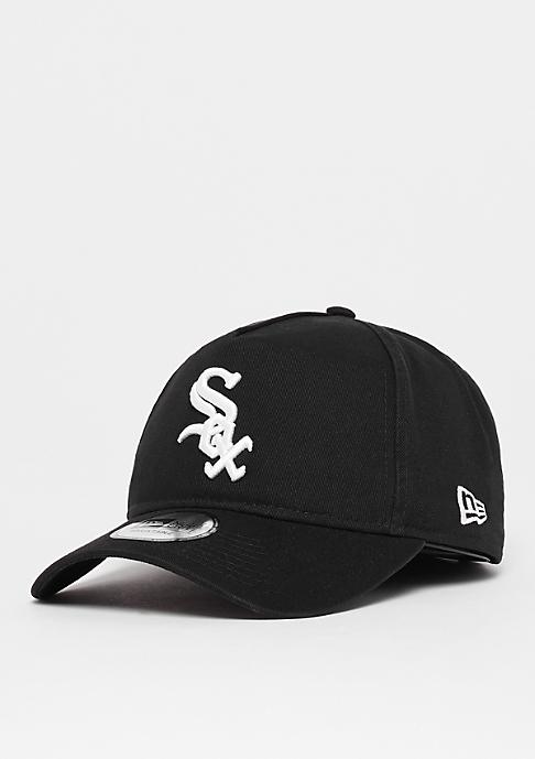 New Era 9Forty MLB Chicago White Sox Washed Frame black