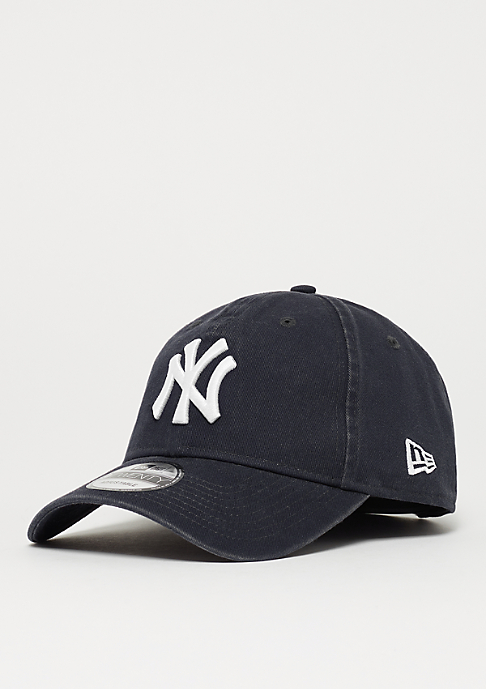 New Era 9Forty MLB New York Yankees Team Unstructured Wash navy