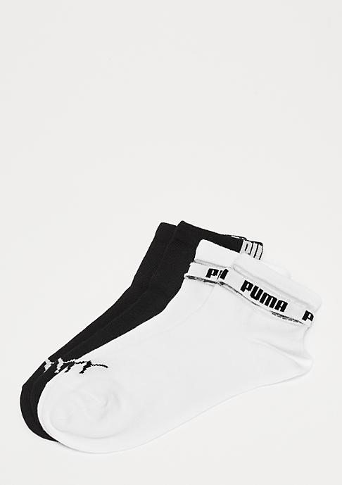 Puma Quarter 2P white/black