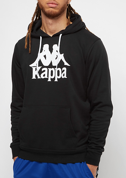 Kappa Authentic Zimim black/white
