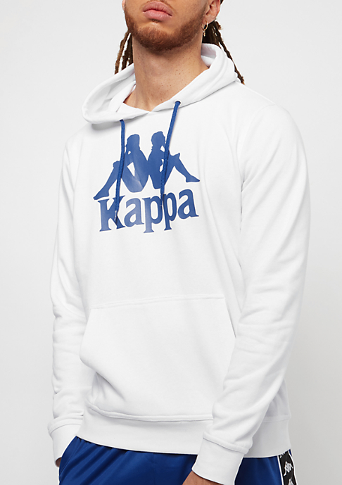 Kappa Authentic Zimim white