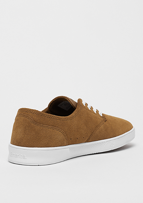 Emerica The Romero Laced brown/white/gum