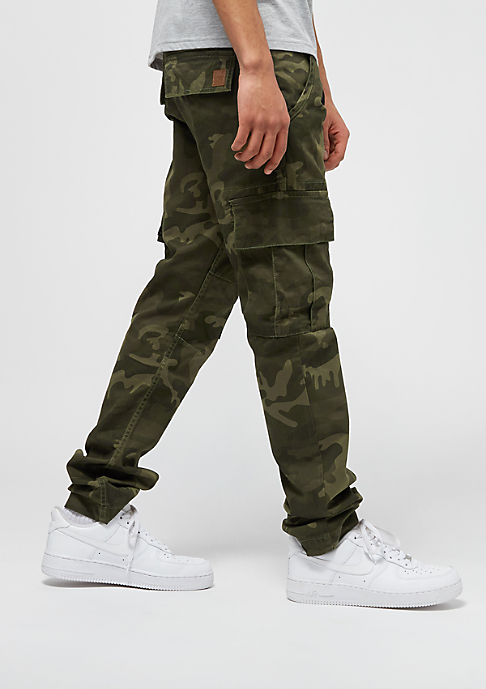 Alpha Industries Agent C olive camo