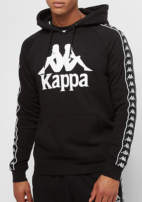 Kappa Authentic Hurtado black