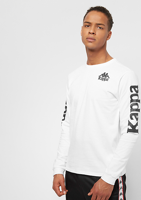 Kappa Authentic Ruiz white