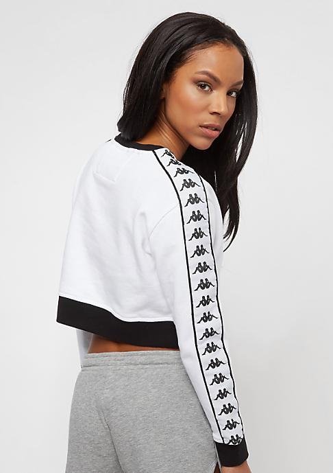 Kappa Authentic Ays white/black