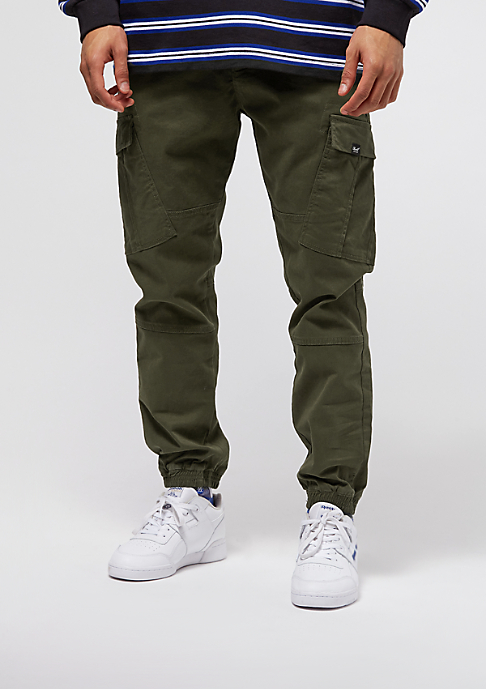 Reell Jogger Cargo olive