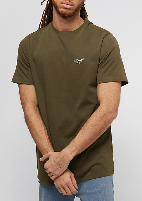 Reell Small Script olive
