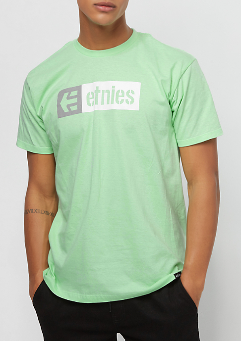 Etnies New Box green