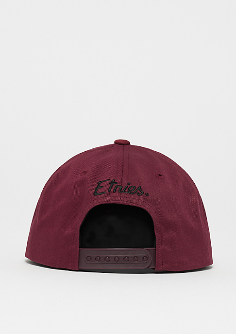 Etnies Sketch Icon burgundy