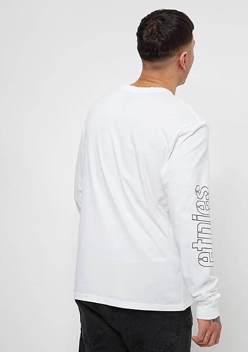 Etnies Stencil white