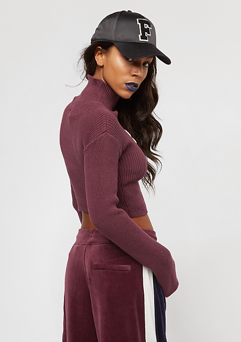 Puma Fenty Loose Turtleneck tawny port