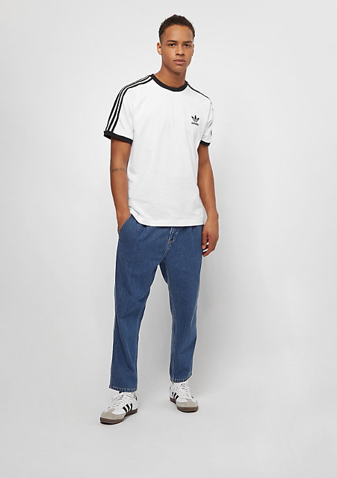 adidas 3-Stripes white