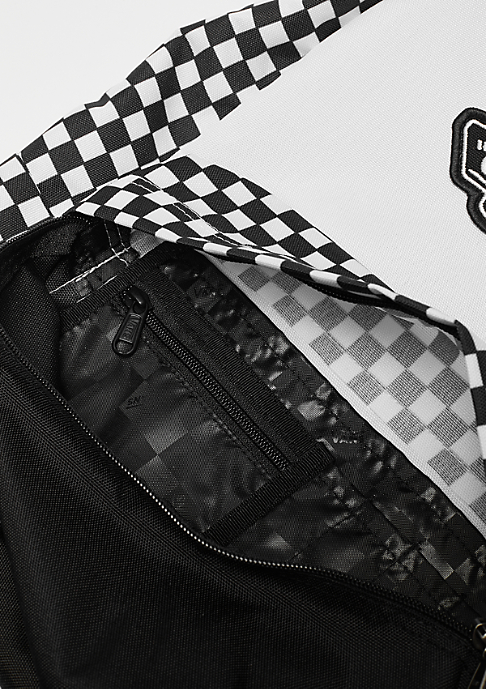 VANS Realm black/white checkerboard