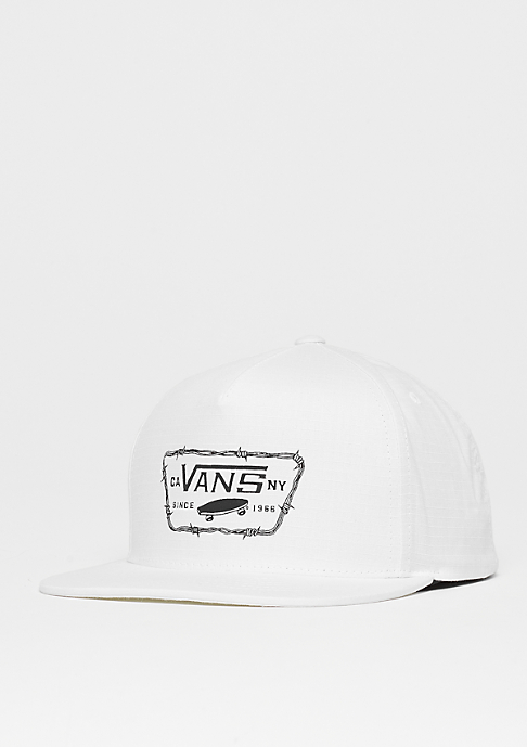 VANS Full Patch Barbed white