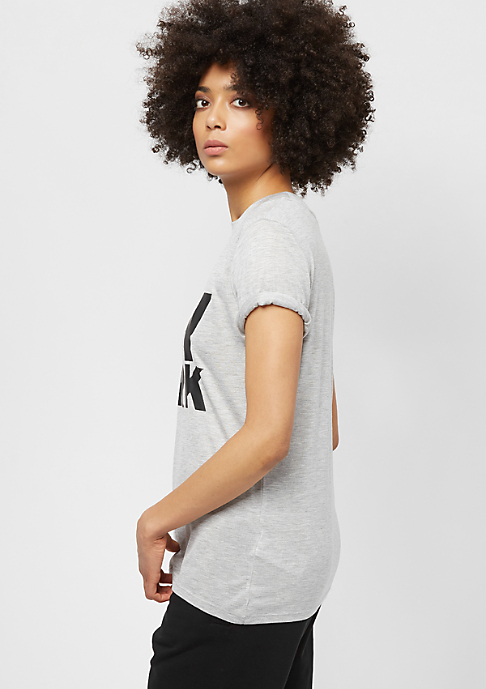 IVY PARK Programme Fitted Logo light grey marl