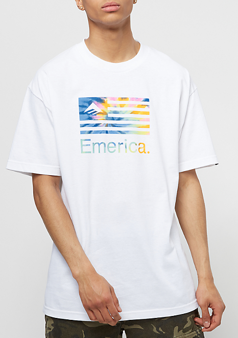 Emerica Pure Flag white