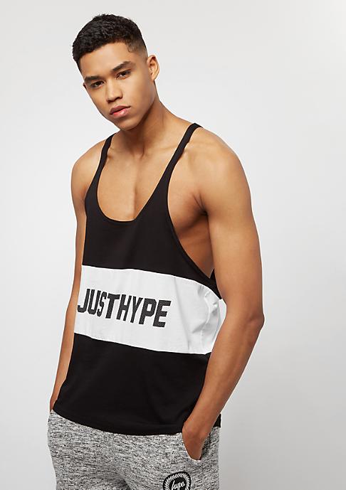 Hype Panel Sporting black/white