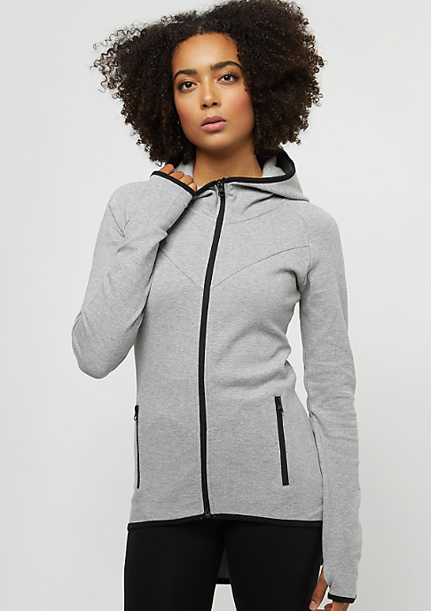 Urban Classics Athletic Interlock grey