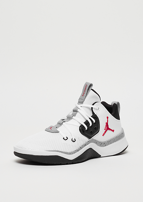 JORDAN DNA white/gym red-black-tech grey