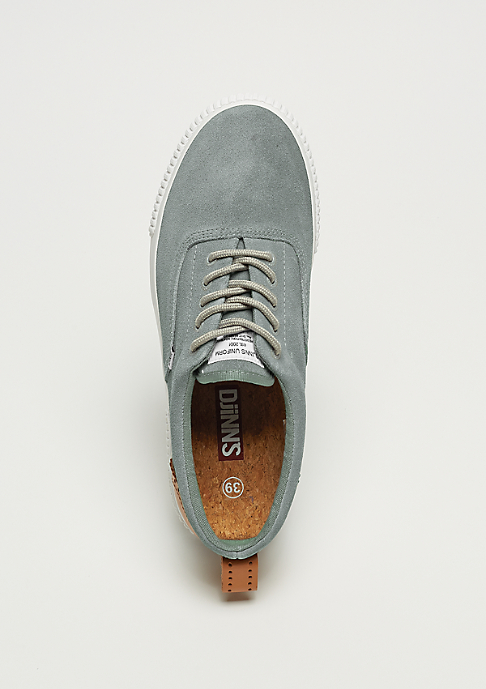 Djinn's SubAge Dapper Suede grey/white