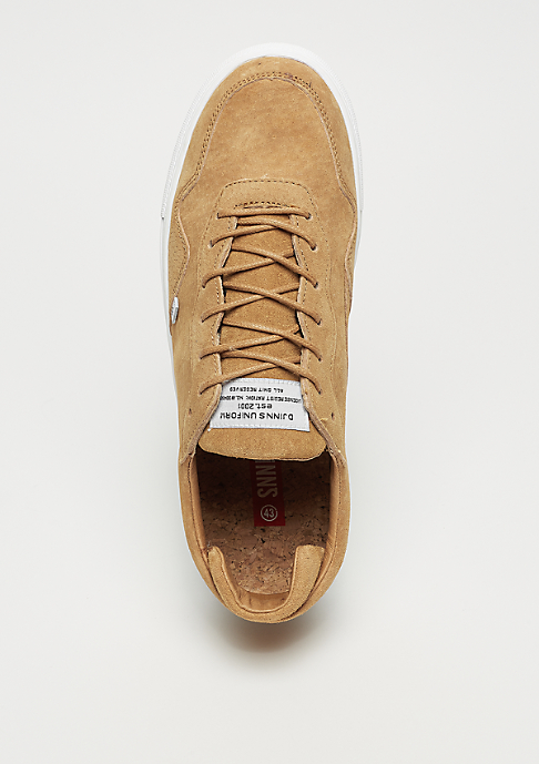 Djinn's Awaike Suede wheat