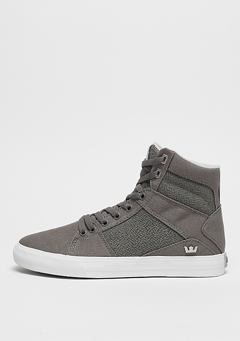 Supra Aluminum grey/light grey/white
