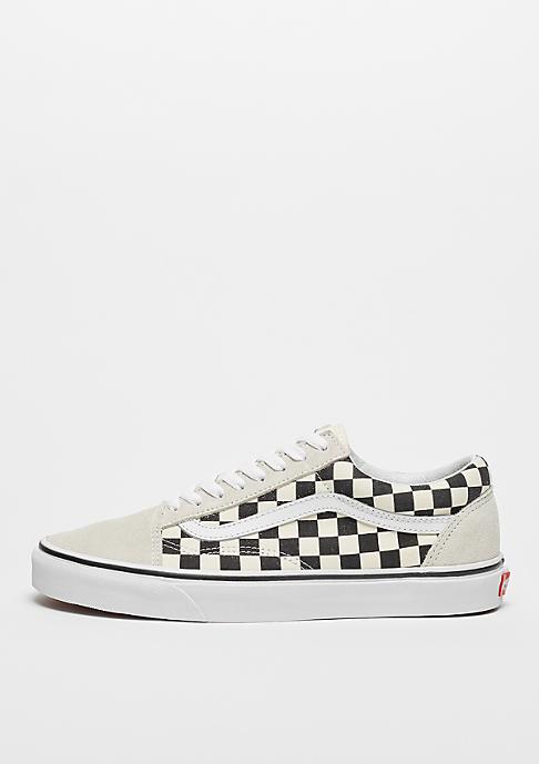 VANS UA Old Skool (Checkerboard) white/black