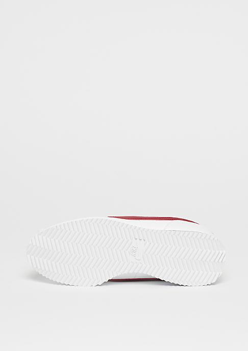 NIKE Cortez Basic SL (GS) white/varsity red-varsity royal-black