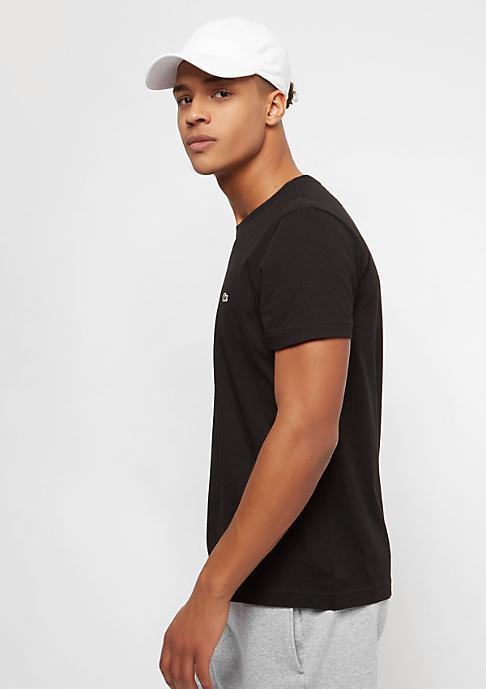 Lacoste Short Sleeved Crew Neck black