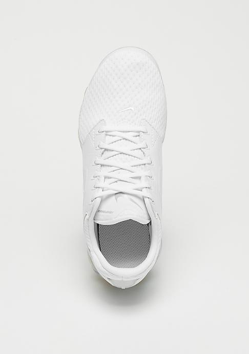 NIKE Air VaporMax white/white-metallic silver