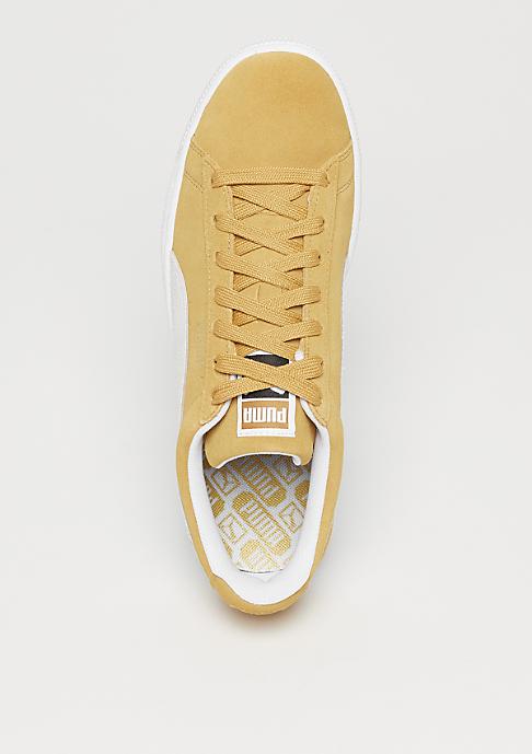 Puma Suede Classic honey mustard/puma white