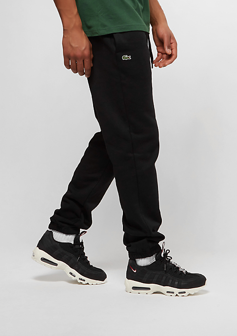 Lacoste Tracksuit Trousers Fleece black