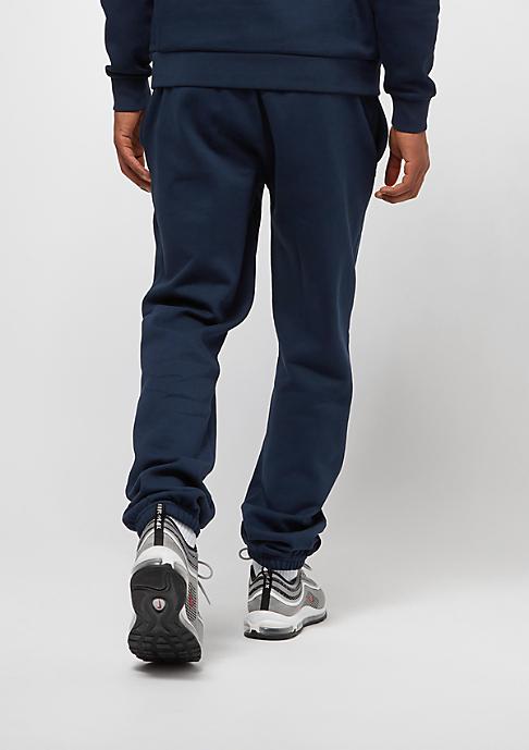 Lacoste Trousers Fleece navy blue