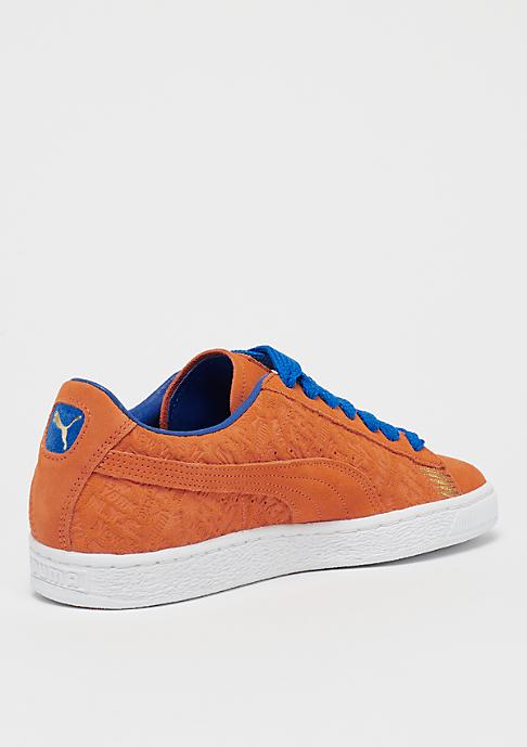 Puma Suede Classic NYC vibrant orange/vibrant orange