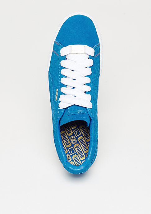 Puma Suede Classic PARIS electric blue lemonade/electric blue lem